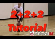"The Professor: judėsiuko ""2+2+2"" pamokėlė"
