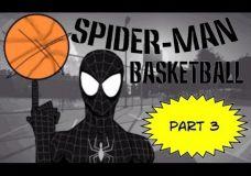 Gatvės krepšininkas žmogus-voras 3 dalis