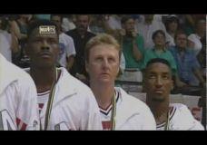 Dokumentinis filmas apie 1992 Svajonių komandą