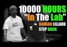 10000 valandų: Damian Lillard klaidinantis judesys