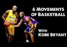 6 pratimai kaip tapti panašiu į Kobe Bryant
