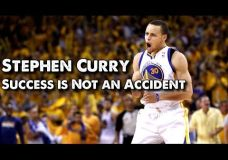 Motyvuokis kartu su Stephen Curry