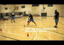 Driblingo treniruotė su Nike Basketball
