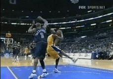 Kobe's 360 dėjimas