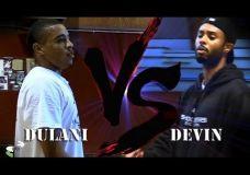 10 000 valandų: Dulani Robinson prieš Devin Williams