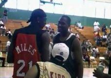 Filmas apie NBA žvaigždes mokyklų laikais