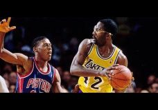 James Worthy krepšinio istorija