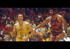 Istorinė NBA: Jerry West