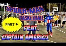 Žmogus-voras IV dalis: Kapitonas Amerika