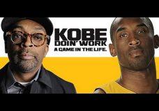 """Filmas apie Kobe ir jo rungtynių dieną – """"Kobe Doin Work"""""""
