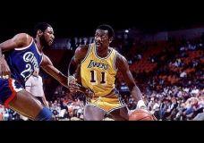 Lakers legendos prisimena senus gerus laikus