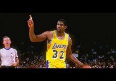 Vintage NBA: Magic Johnson