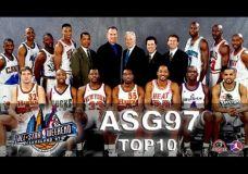 1997 metų Žvaigždžių dienos Top 10