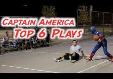Kapitono Amerikos Top 6 momentai