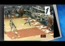 Top 23 Michael Jordan koledžo dėjimai