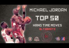 Pasakiški Top 50 Michael Jordan momentų