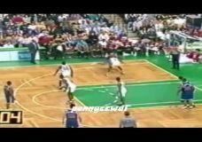 Allen Iverson puolimo arsenalas 1996/1997