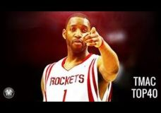 Tracy McGrady Top 40 (Rockets)