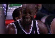 Linksmieji NBA veidai