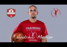 NBA įgūdžių treneris: Andrew Moran