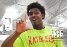 Labiausiai pramogaujantis krepšininkas – Corey Sanders