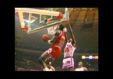 Naujoko metai: Michael Jordan