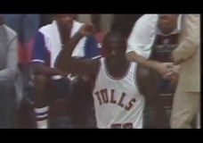 Pirmosios NBA rungtynės: Michael Jordan