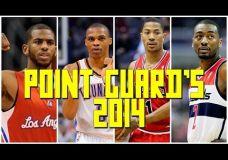 Miksas: NBA įžaidėjai 2014