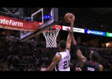 Tim Duncan Top 10 momentų 2013-2014 sezone