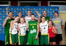 3×3 Europos čempionato kvalifikacinio etapo nugalėtojai: Lietuvos vyrų ir moterų komandos