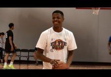 Geriausias iš jaunųjų įžaidėjų – Dennis Smith Jr.