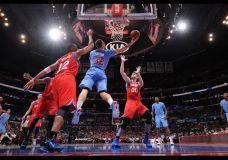 2013-2014 NBA sezono dėjimai