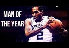 Miksas: Kawhi Leonard – Man of The Year