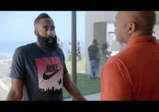 Foot Locker reklama su James Harden Charles Barkley ir Scottie Pippen