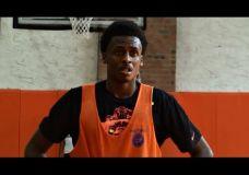 Vienas iš geriausių JAV augančių krepšininkų – Antonio Blakeney