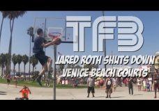 Jared Roth dėjimai Venice paplūdimy