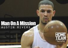 Trumpametražinis filmas apie Austin Rivers