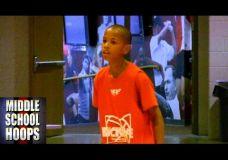 10-metis žaidžiantis it suaugęs – Sonny Johnson Jr