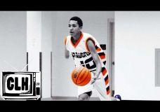 Vienarankis krepšininkas – Omar Ndiaye
