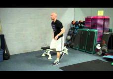Apatinės kūno dalies treniruotė