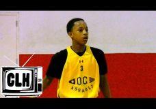 13-metis talentas – Johnathan McGriff