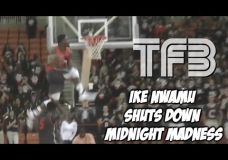 Vienas iš geriausių NCAA dėjikų – Ike Nwamu