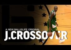 """Dokumentika apie Jamal Crawford – """"J.Crossover"""""""