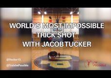 Fantastiškas Jacob Tucker metimas