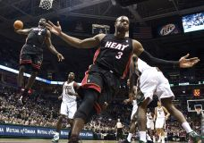 Daugiausiai dėjimų atlikę NBA žaidėjai 2012-2013 sezone