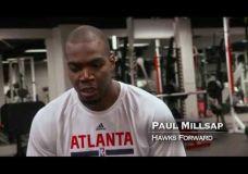 Sunkaus darbo šalininkas – Paul Millsap