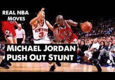Išmok Michael Jordan prasiveržimą