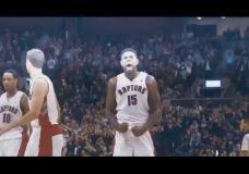 Motyvacinis Toronto Raptors pristatomasis filmukas