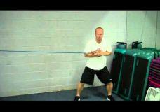 Vidurinės kūno dalies treniruotė