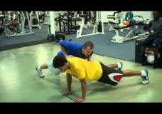 Fizinio pasiruošimo treniruotė